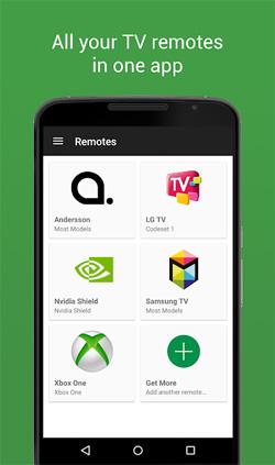 samsung remote control app