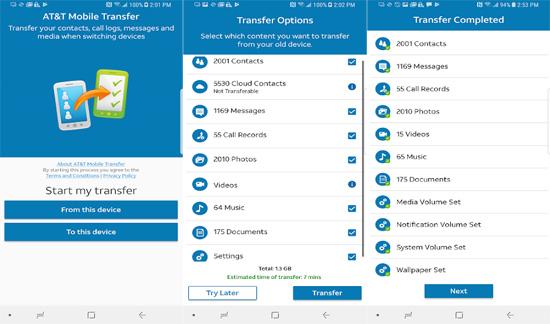 att mobile transfer