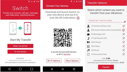 switch mobile transfer