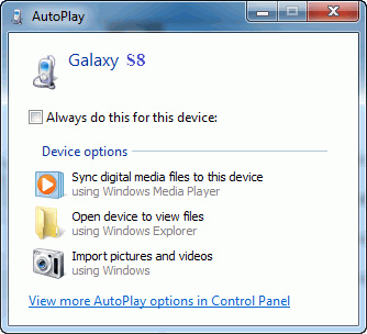 transfer samsung photos to pc