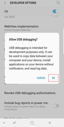 Recover Samsung Data without USB Debugging