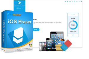 Coolmuster iOS Data Eraser: Delete iPad iPhone iPod Data Permanently