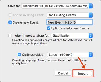 transfer iphone videos to imovie