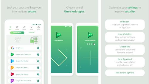 app locker for android
