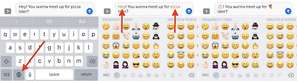 iPhone Emoji Keyboard: How Do You Use It?