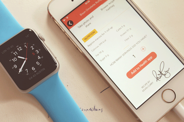 how to track iphone with apple watch.