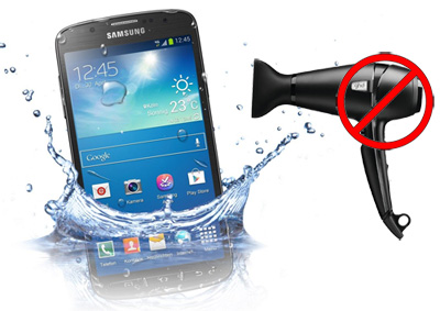 recover data from water damaged android