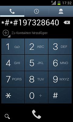 unlock samsung manually