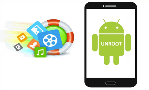 recover android files without root