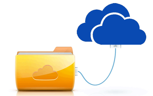 backup files to onedrive