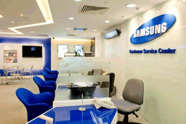 unlock samsung phone via service center