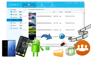 Coolmuster Lab Fone for Android: Top Android Data Recovery to