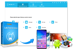 Coolmuster Lab Fone for Android: Top Android Data Recovery