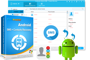 Coolmuster Android Sms Contacts Recovery Text Message And