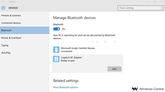 transfer files from pc to lg phone with bluetooth