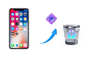how to permanently delete photos from iphone