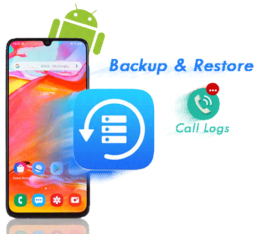 call log backup and restore for android