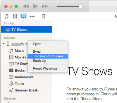 how to transfer videos from ipad to mac with itunes