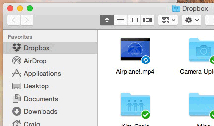 how to transfer files from mac to ipad with dropbox