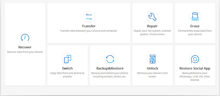 Restore/Transfer WhatsApp from iCloud to Android