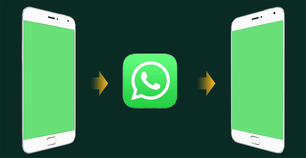 how to transfer whatsapp from android to android