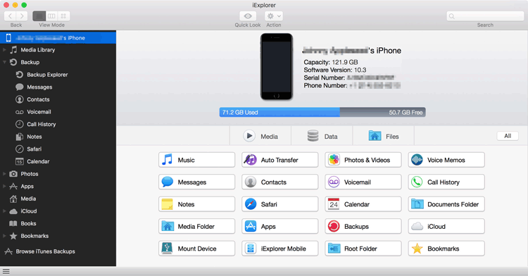 how to transfer photos from laptop to iphone with iexplorer