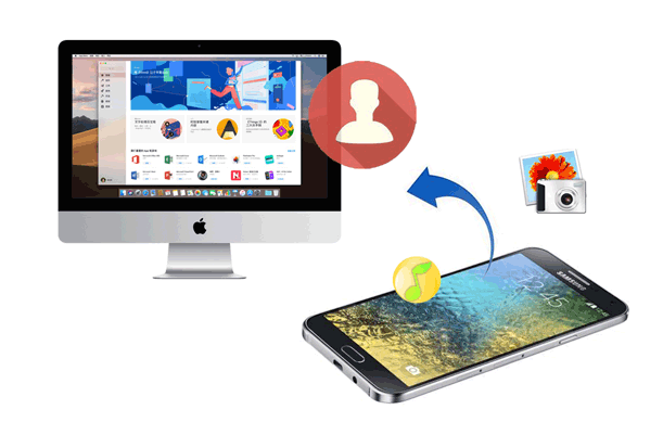 Top 4 Ways to Transfer Contacts from Samsung to PC