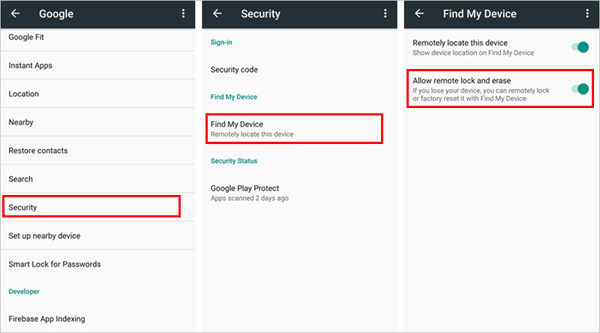 Solved] How to Unlock Android Phone without Password