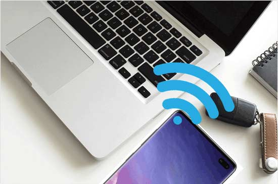 transfer files from android to pc with wifi
