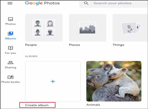 how to transfer photos from computer to iphone with google photos