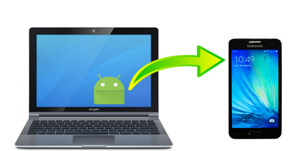 install android app from pc