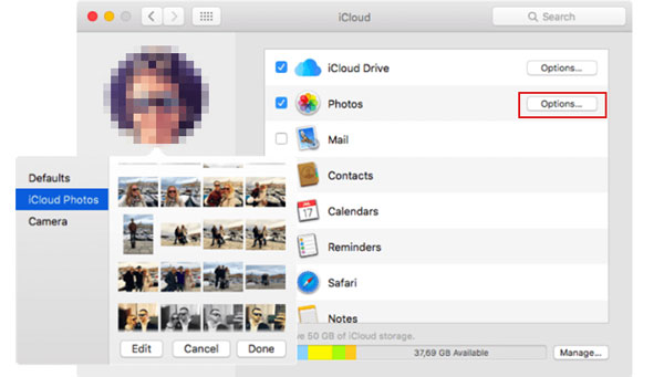 how to transfer photos from ipad to mac with icloud