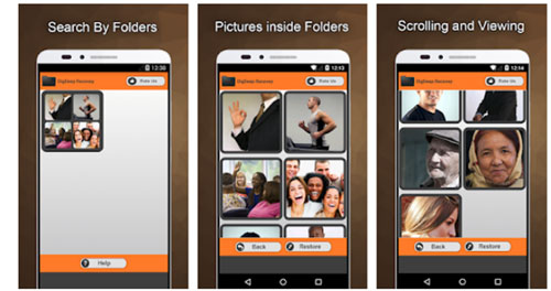 best photo recovery app for android - digdeep