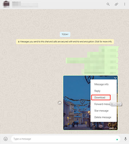 how to backup whatsapp messages from android to pc online