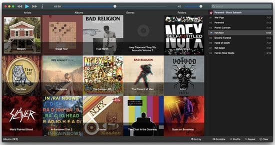 itunes alternative for mac - musique