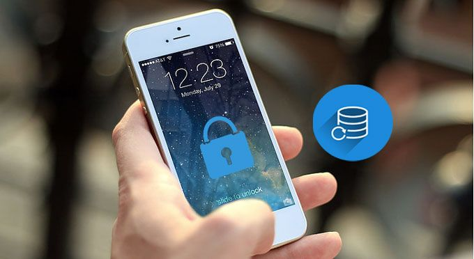 how to back up iphone without passcode