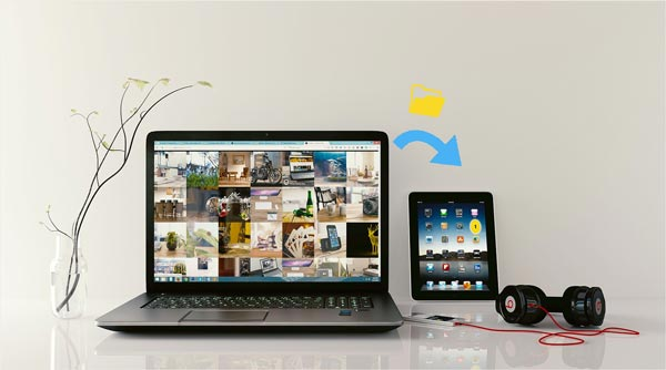 how to transfer files from pc to ipad