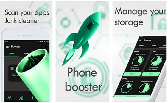 android phone repair software - booster for android