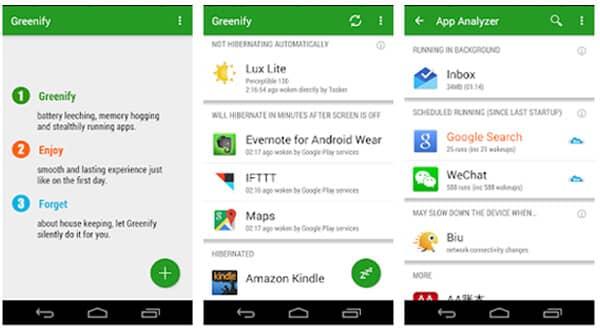 android phone repair software - greenify