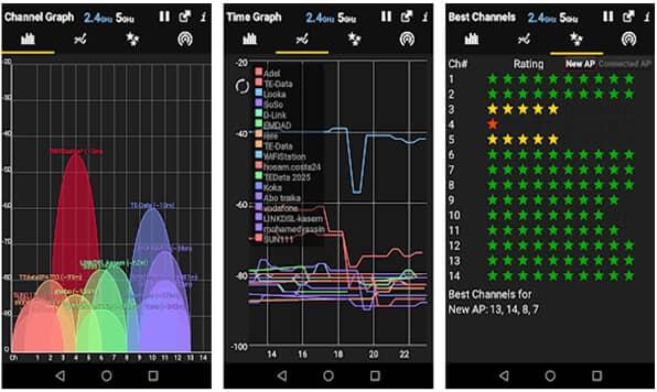android phone repair software - wifi analyzer