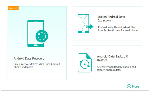install android photos recovery on your computer