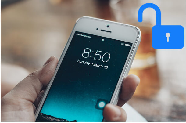 how to unlock iphone x without passcode