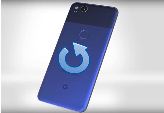 google pixel data recovery