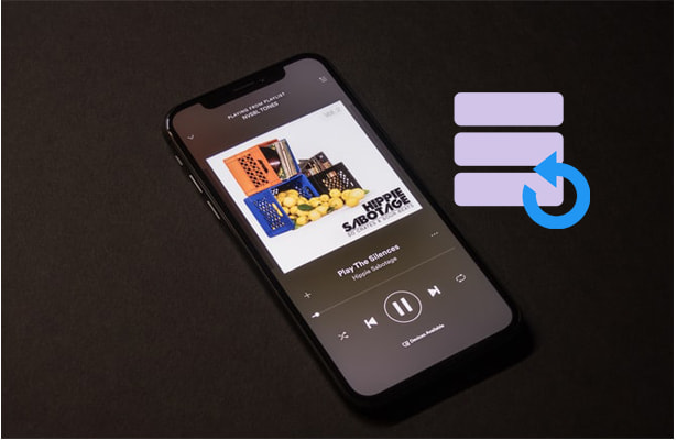 how to back up music on iphone