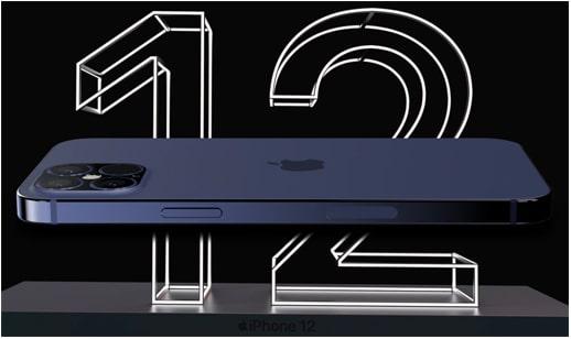 compare iphone 12 vs samsung s20 design