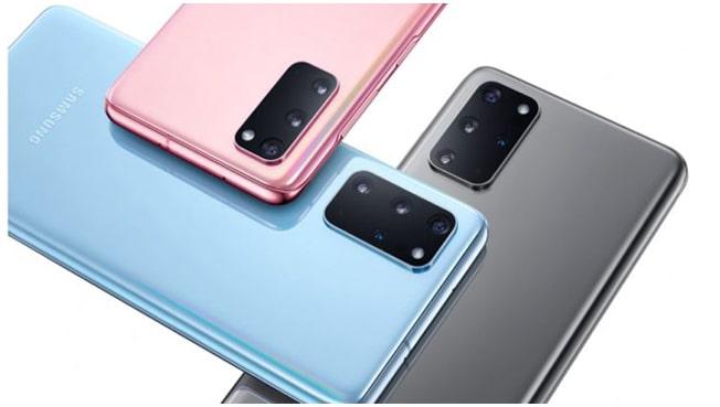 iphone 12 vs samsung s20 - camera