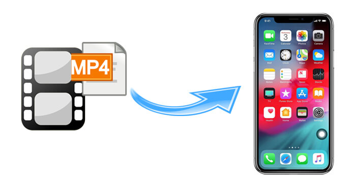 how to transfer mp4 to iphone
