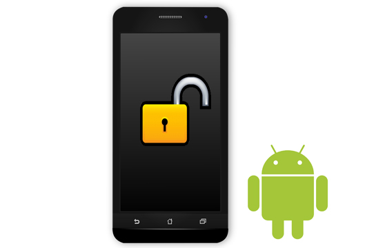 how to unlock android phone password without factory reset