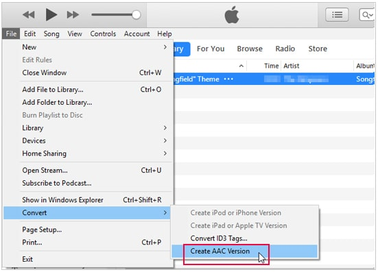 make ringtones for iphone using itunes