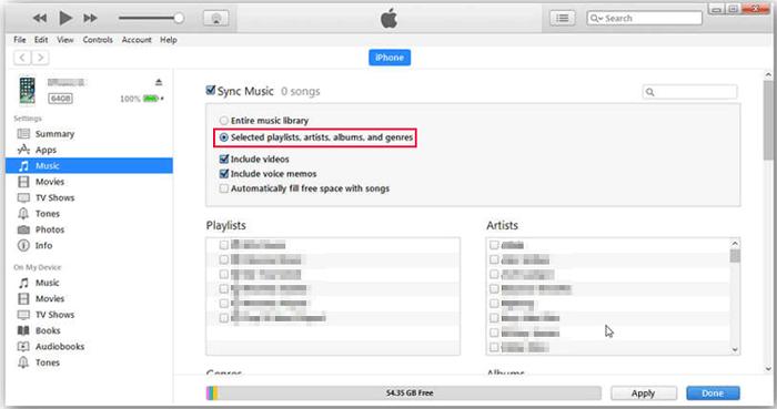 how to delete playlist on iphone via itunes